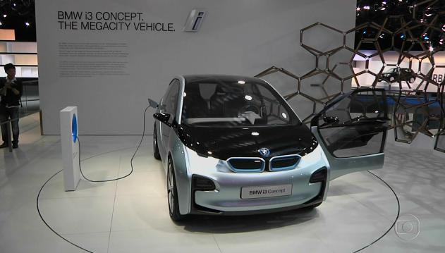 IMCDb.org: 2011 BMW i3 Concept [I01] in \