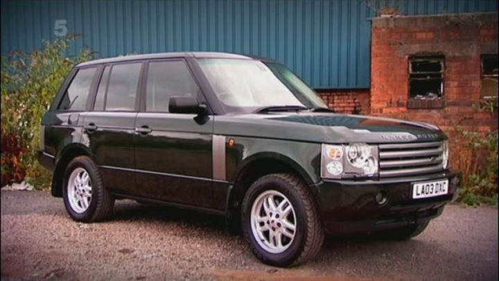 2003 land rover range rover 3 0 td6 vogue series iii l322 in fifth gear 2002 2015. Black Bedroom Furniture Sets. Home Design Ideas