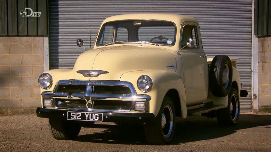 Columbus Chevy Dealers >> VWVortex.com - 1954 Chevy truck on Wheeler Dealers