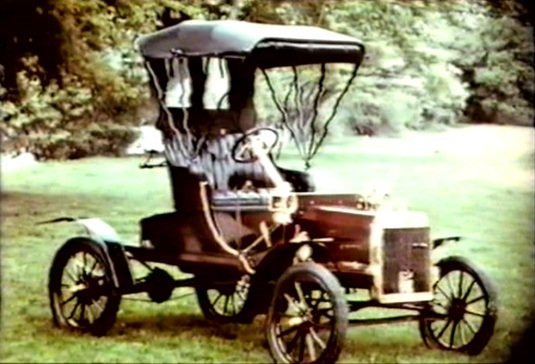 1906 Ford Model N Runabout [N]