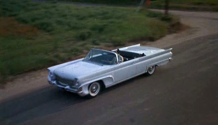 1958 Lincoln Continental Mark III Convertible [68A]