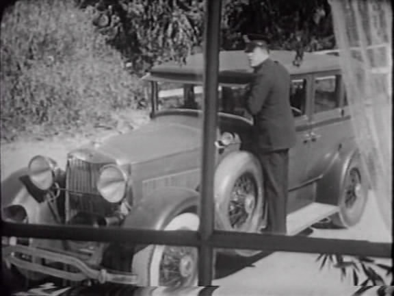 1930 Lincoln Model L 3-Window Sedan [183 B]