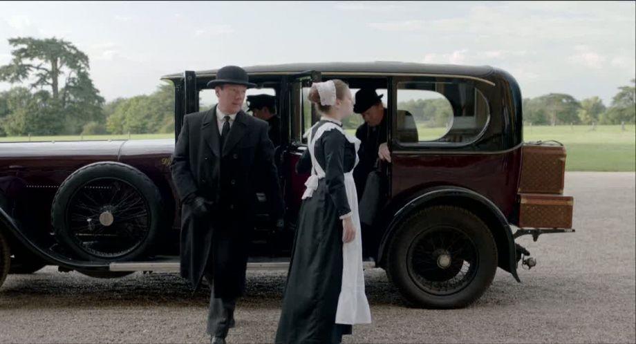"IMCDb.org: 1924 Sunbeam 20/60 hp Enclosed Limousine [1033/E] in ""Downton  Abbey, 2010-2015"""