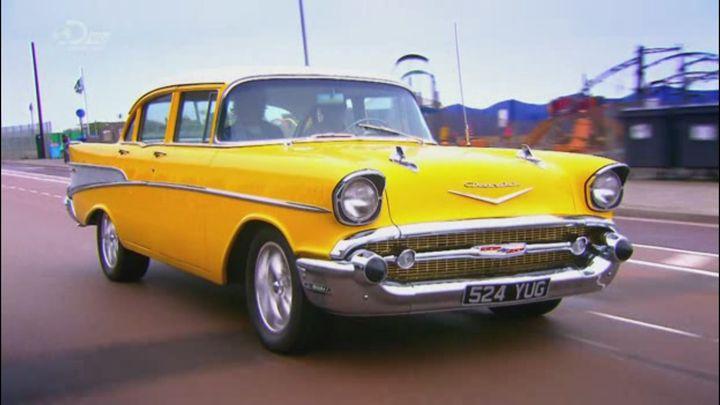 Imcdb 1957 Chevrolet Two Ten As Bel Air 2103 In Wheeler