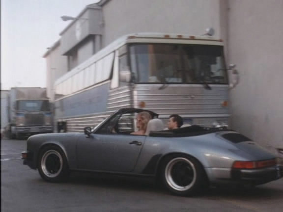 1984 Porsche 911 Carrera Cabrio Turbo-look