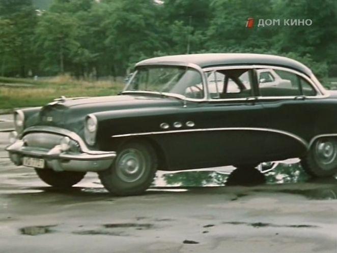 1954 buick super 4 door riviera sedan 52 in for 1954 buick 4 door