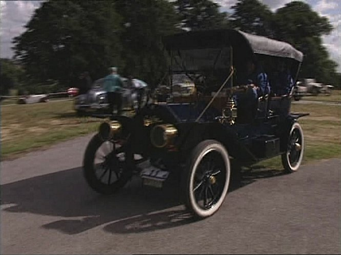 1909 Cadillac Thirty Touring