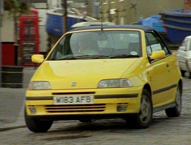 1994 fiat punto cabrio 90 elx in bugs 1995 1999. Black Bedroom Furniture Sets. Home Design Ideas