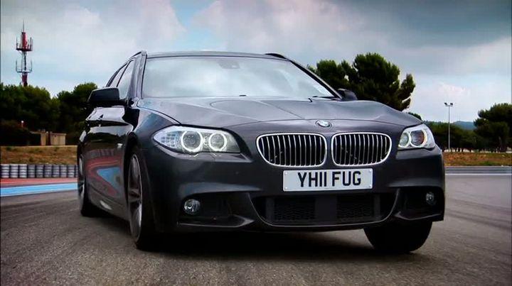 IMCDb org: 2011 BMW 535d Touring M-Sport [F11] in