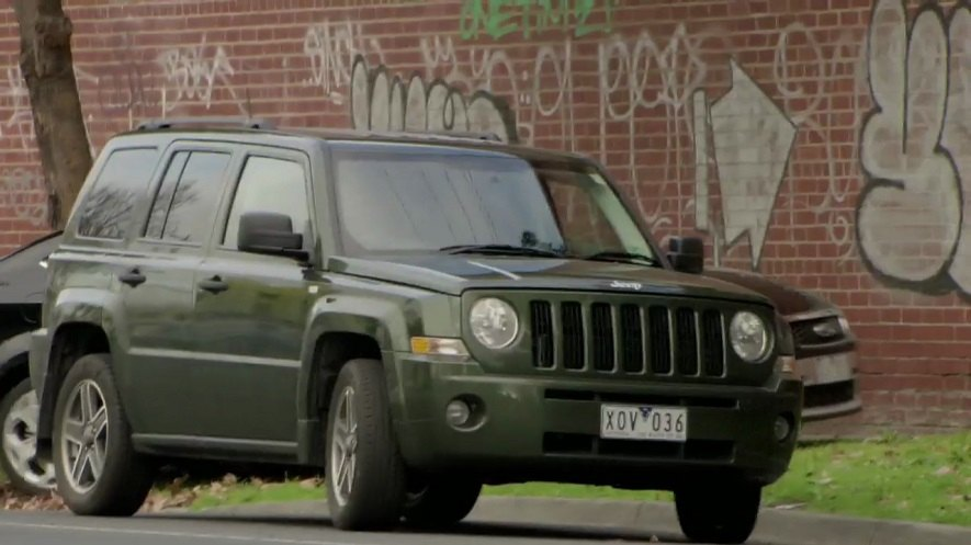2007 Jeep Patriot Sport [MK74]