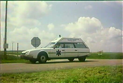 1982 Citro�n CX Ambulance AN 78 Collet S�rie 1