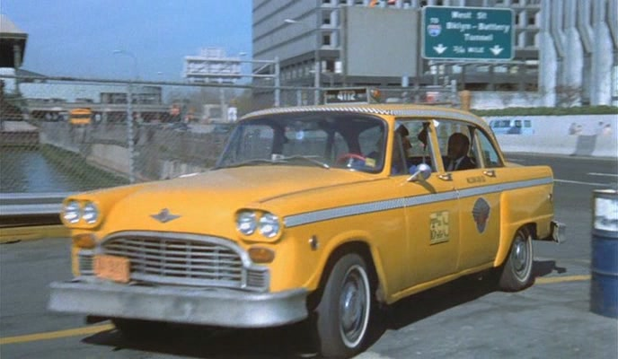 1975 Checker Taxicab [A11]