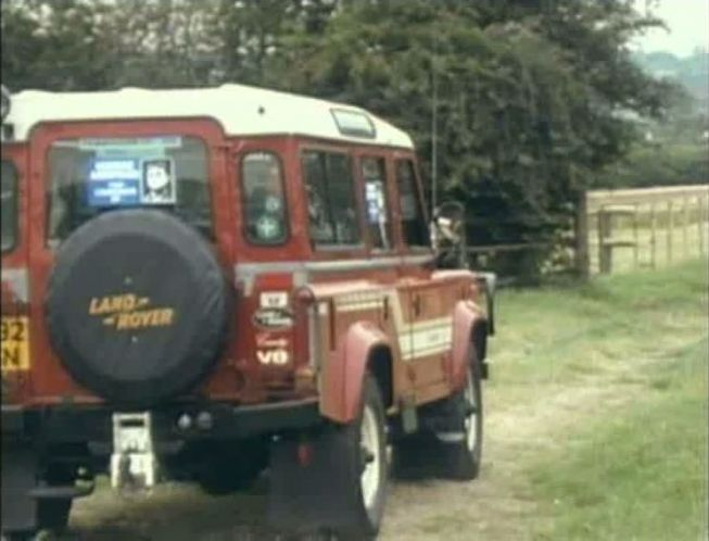 1984 Land-Rover 110 Station Wagon 3.5 V8 County