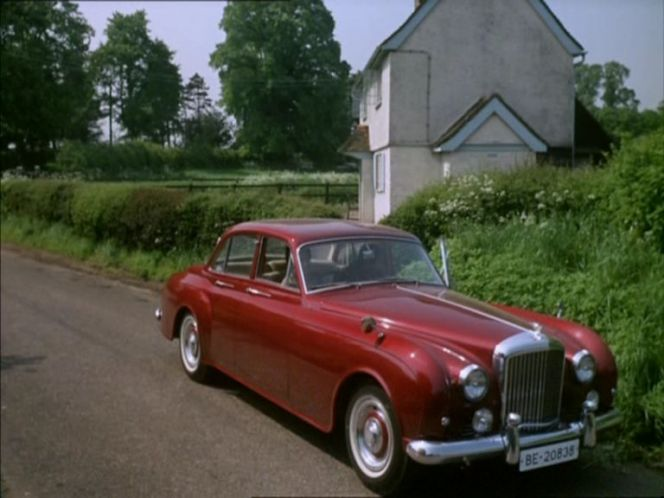 IMCDb.org: 1959 Bentley S2 Continental Sports Saloon James Young in ...
