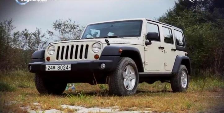 2007 Jeep Wrangler Unlimited Rubicon [JK]