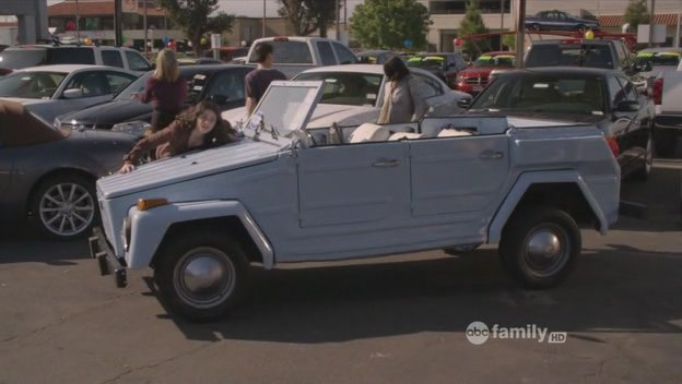 Imcdb Org 1974 Volkswagen Thing Typ 181 In Switched At Birth 2017