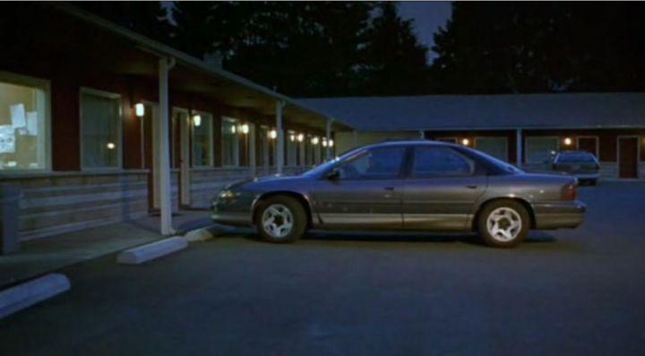 Black dodge in 1993 movie