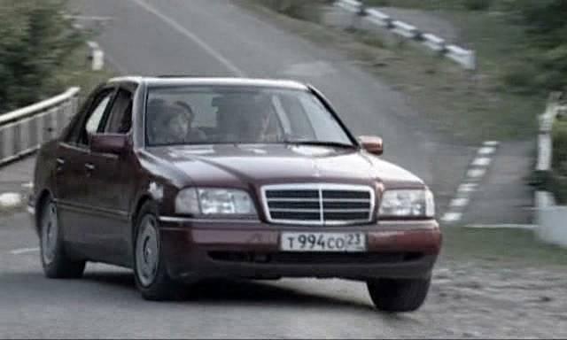 1993 mercedes benz c 220 diesel elegance w202 for Mercedes benz c class w202