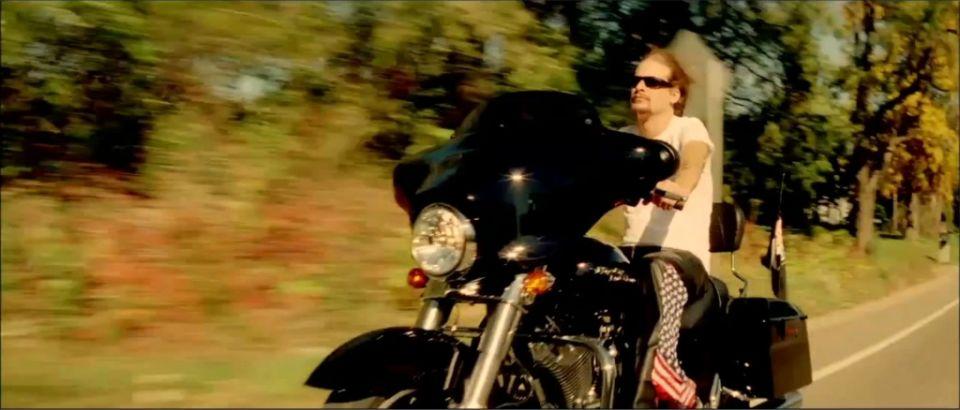 Imcdb Org Harley Davidson Street Glide In Quot Kid Rock Born