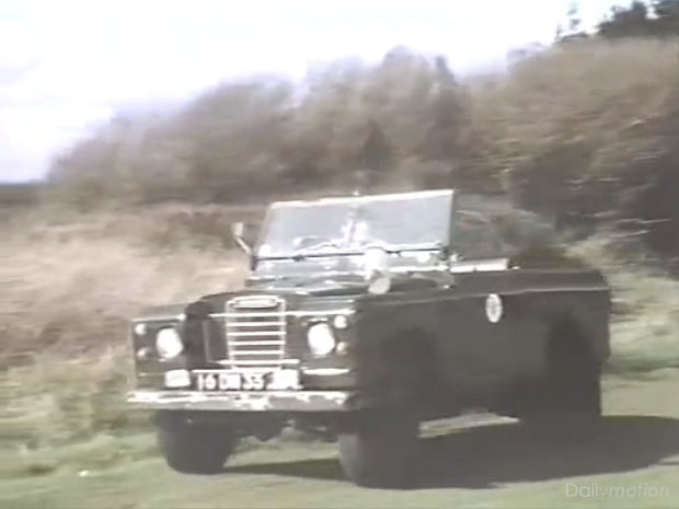 Land-Rover 88'' Series III