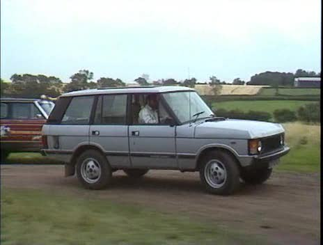 1982 Land-Rover Range Rover Series I