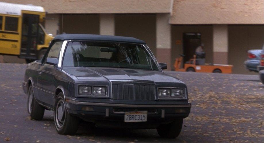 Flickriver: Dodge Lancer and Chrysler LeBaron and Phantom ...  |1996 Lebaron Convertible