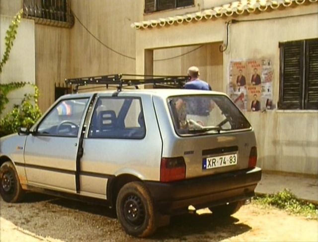Imcdb 1990 Fiat Uno S 2a Serie In One Foot In The Grave 1990