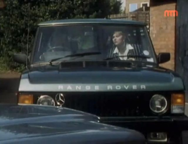 1986 Land-Rover Range Rover Vogue Series I