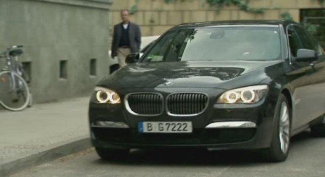 IMCDb.org: 2009 BMW 740d M-Paket [F01] in