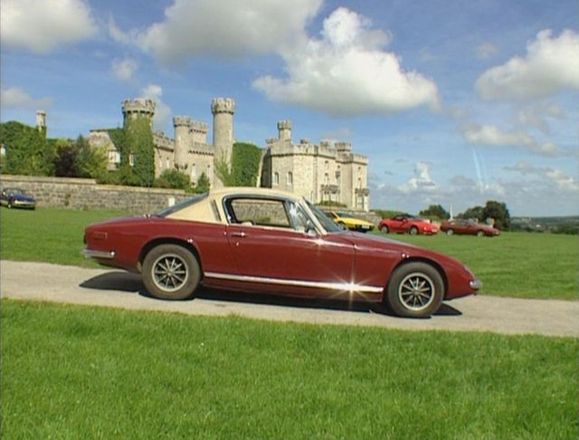 1973 Lotus Elan Plus 2 [Type 50]