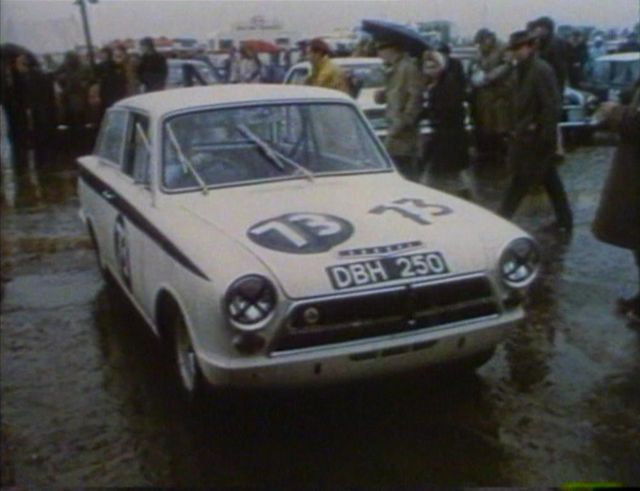 1963 Ford Cortina Lotus MkI