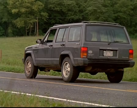 1990 jeep cherokee laredo xj in the music of chance 1993. Black Bedroom Furniture Sets. Home Design Ideas