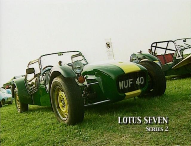 1965 Lotus Seven Series II [Mark VII]