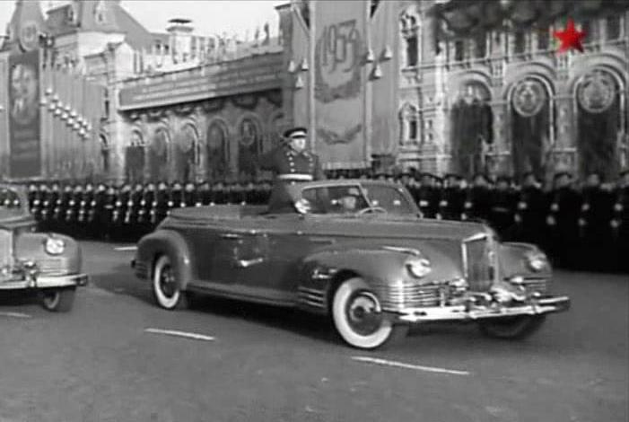 Zis 110 modell 1947