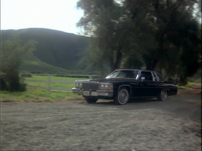 1980 Cadillac Coupe DeVille