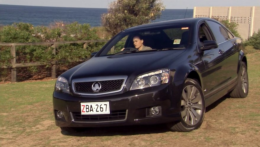 2010 Holden Calais V Series II [VE]