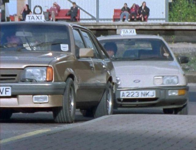 ford sierra в такси