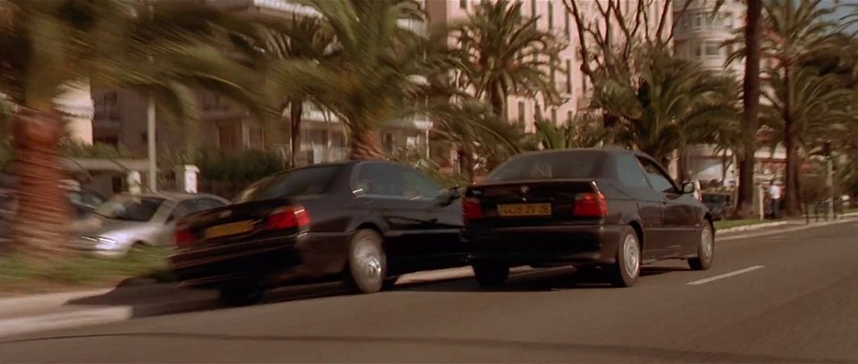 "IMCDb.org: BMW 3 Compact [E36/5] in ""The Transporter, 2002"""