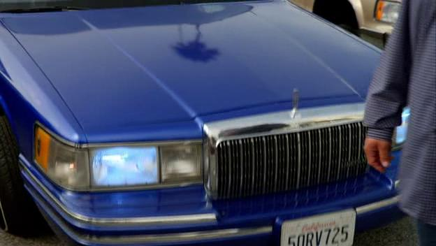 """IMCDb.org: 1993 Lincoln Town Car in """"NCIS: Los Angeles ..."""