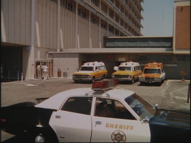 Imcdb Org 1971 Chevrolet Suburban Stoner In Quot Emergency