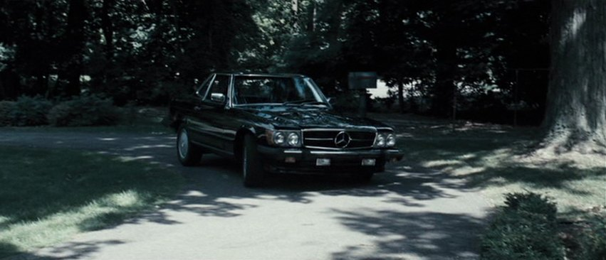 1986 Mercedes-Benz SL [R107]