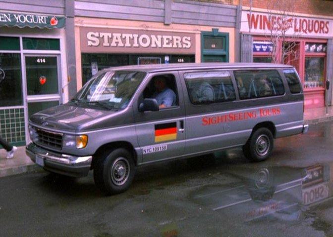 IMCDb org: 1992 Ford Club Wagon Super Wagon [E-350] in