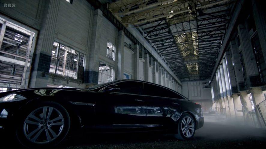 Imcdb Org 2010 Jaguar Xj L X351 In Quot Sherlock 2010 2018 Quot