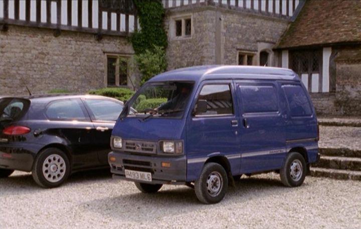IMCDb org: 1996 Daihatsu Hijet 1 2 Diesel in