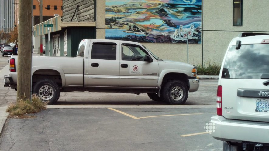 2003 GMC Sierra 2500HD Crew Cab [GMT880]