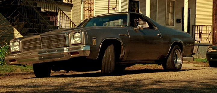 Imcdb Org 1974 Chevrolet El Camino In Quot Sinners And Saints