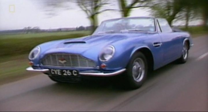 IMCDb.org: 1965 Aston Martin Volante Short-chassis in