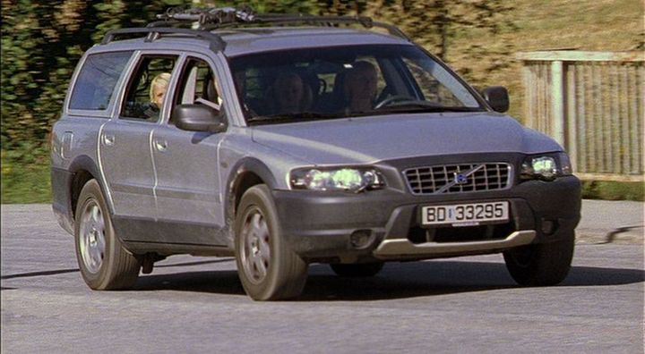 2003 volvo xc70 2 5 t awd cross country gen 2 in venner for livet 2005. Black Bedroom Furniture Sets. Home Design Ideas