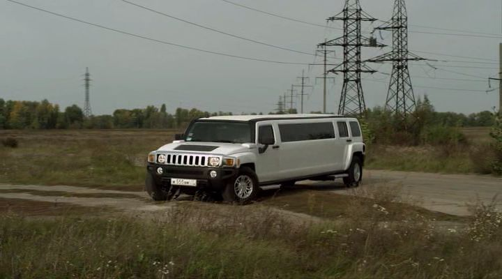 2007 Hummer H3 Stretched Limousine