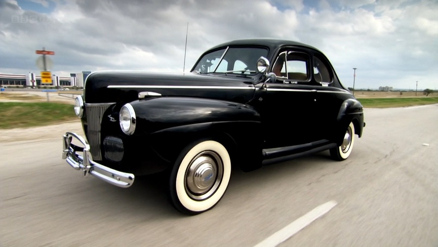 1941 Ford De Luxe Business Coupe